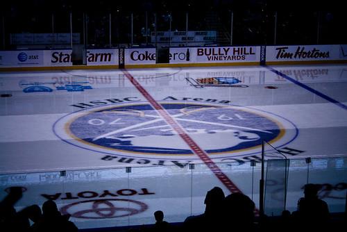 Buffalo Centre Ice