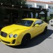 Yellow Supersports