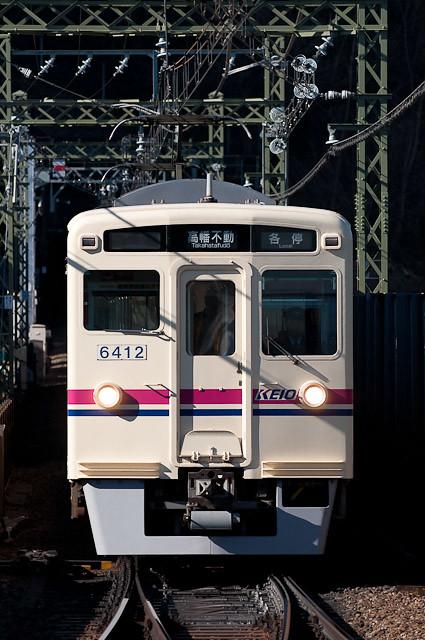 京王電鉄6000系6412F ラストラン 20110131