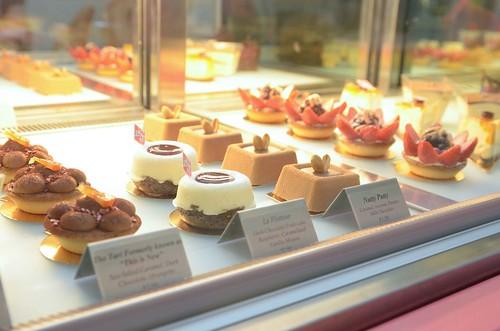 Pastry Chef Yen's cakes