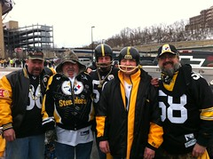 Chevy Steelers Fans