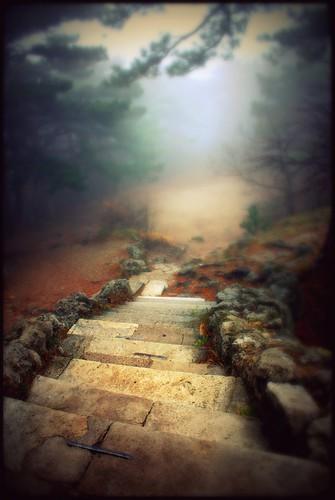 Escalera mitológica