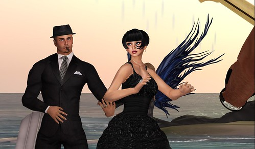 xavier and raftwet at tone uriza concert