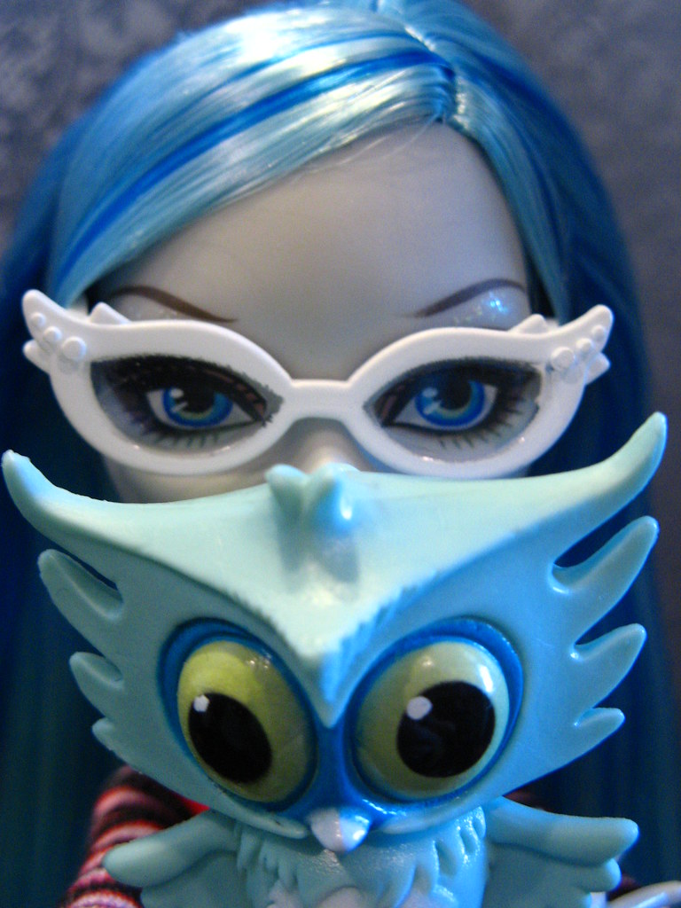 The Elusive Ghoulia!