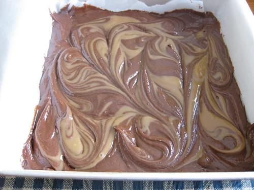 Sexy caramel swirls