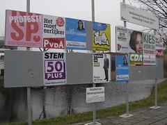 Provincial Elections in Nieuwegein (harry_nl) Tags: netherlands utrecht nederland sp elections cda nieuwegein plu verkiezingen d66 pvda vvd groenlinks christenunie 2011 provincie 50plus