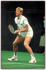 Boris Becker (tennis buzz) Tags: tennis ellesse