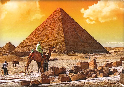 Memphis and its Necropolis – the Pyramid Fields from Giza to Dahshur