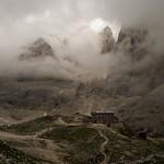 Rifugio Pradidali, Pale di San Martino, Dolomites, Italy