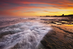 S U N S E T (DavidFrutos) Tags: sunset orange costa seascape beach water rock clouds reflections landscape atardecer coast agua rocks waves wave playa paisaje alicante filter nubes nd filters canondslr naranja olas roca rocas ola reflejos waterscape torrevieja filtro filtros gnd neutraldensity canon1740mm flickraward densidadneutra davidfrutos cabocervera 5dmarkii flickraward5 mygearandme mygearandmepremium mygearandmebronze mygearandmesilver mygearandmegold singhraygalenrowellnd3ss mygearandmeplatinum mygearandmediamond flickrawardgallery
