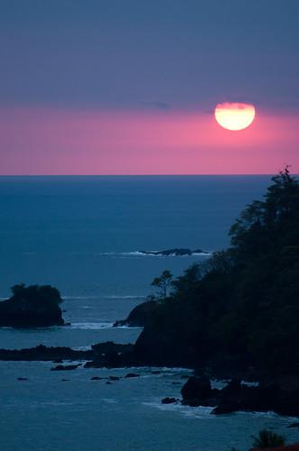 Sunset from Raphael's Terrazas