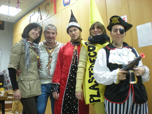 Carnaval Scouts Burgos