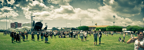 Soundwave Brisbane - 26 February 2011 - Panorama 3