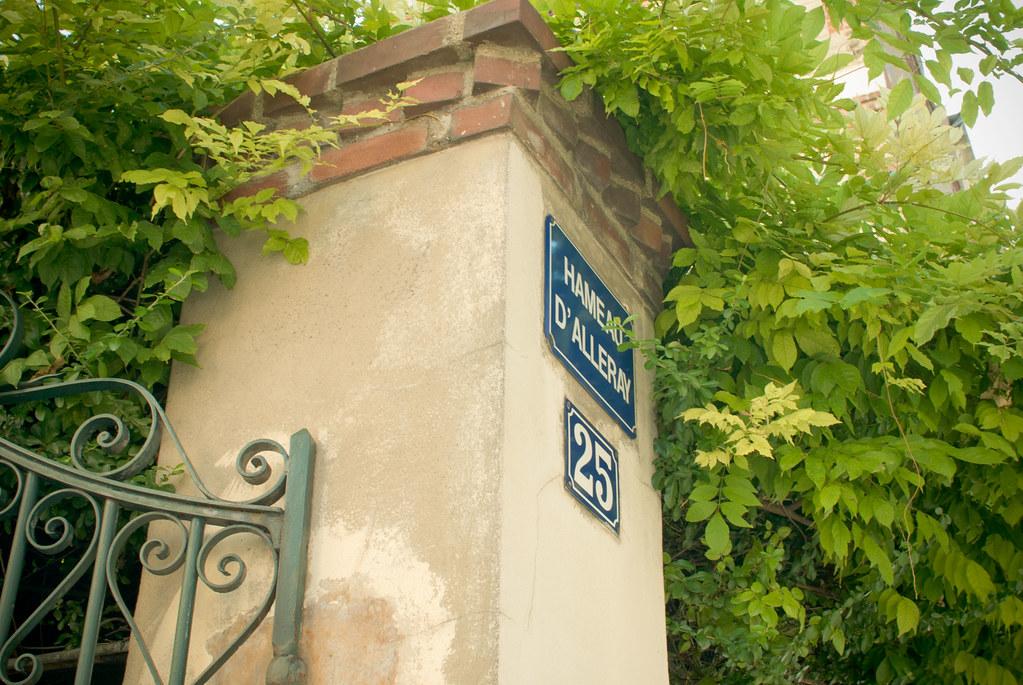 Le Hameau d'Alleray