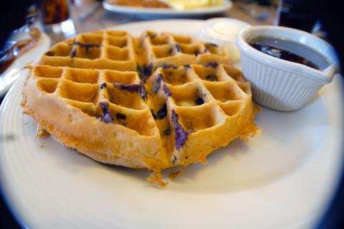 Waffle, Belgian