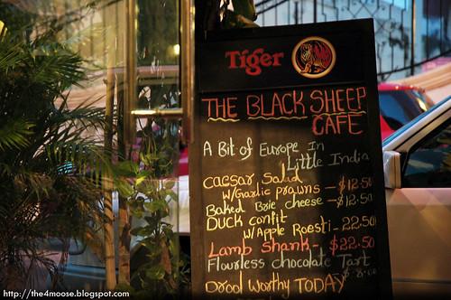 Black Sheep Cafe