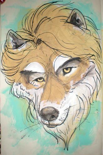 80;s wolf