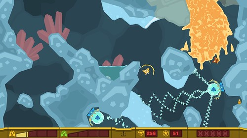 PixelJunk Shooter 2: Final screens