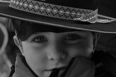 Zorro..... (testa.federica@ymail.com) Tags: family portrait people blackandwhite italy baby white black face children nikon italia bambini carnevale bianco ritratto nero biancoenero volti bambino d300