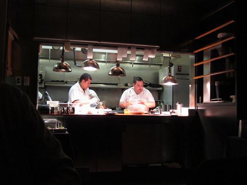 open kitchen & chef greenspan