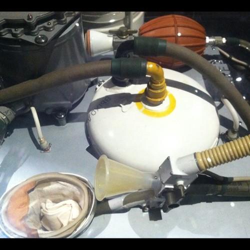Cosmonaut pisser