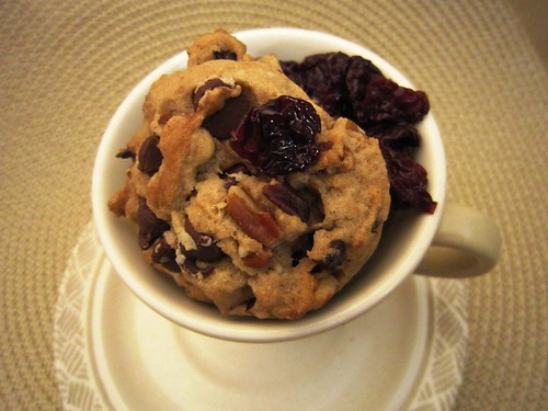 A Cup of Coffee Cookies, take two