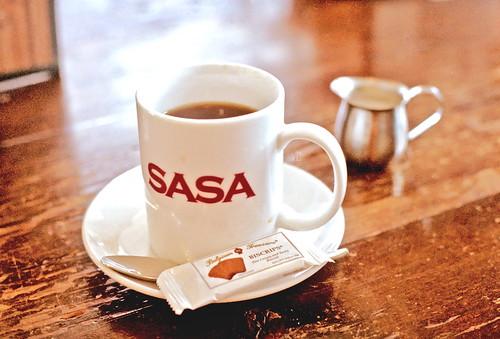 SASA Coffee
