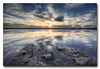 Laguna Salada de Torrevieja 4 (Alicante) (jose.singla) Tags: sunset sky españa color water valencia sunrise canon atardecer spain agua sigma amanecer cielo nubes espejo laguna reflexions 1020 salada rocas reflejos torrevieja 400d josesingla
