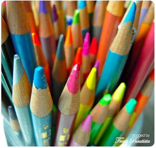my FAVE Prismacolor pencils