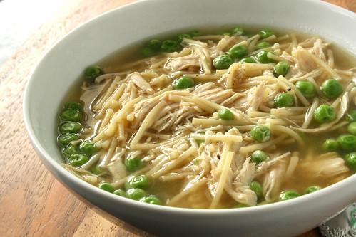 My Mom's Bitchin' Kitchen Turkey Noodle Soup