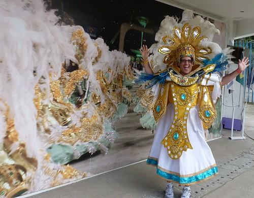 Experience Carnival at Rio de Janeiro's Sambadrome
