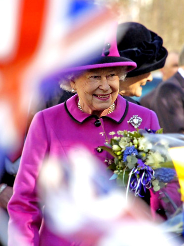 Queen Elizabeth II by Jamie J Gray, on Flickr