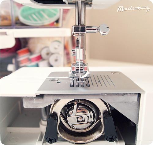 maszyna do szycia Lidl, Silver Crest 8750, FAQ, instrukcja, pytania, recenzje, opinie, chwytacz wahadłowy
