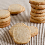 Homemade Vanilla Wafers