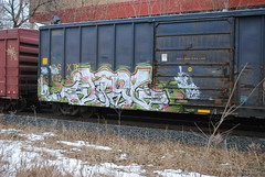 jigl (steeltownbench) Tags: new railroad justin up cn graffiti cool hipsters tits traffic kittens trains run daily nerds covered shit stupid commuter cp should boxcars onr freshness ballast baer hoppers csx btr holla railfanning yolo rfm benching railworks beiber railstuff