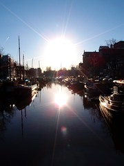 Noorderhaven, Groningen (Michiel Thomas) Tags: winter sunset haven holland netherlands march canal photographer harbour creative olympus explore groningen filters hafen diep fotograaf noorderhaven artfilter inexplore myphotosinexplore michielthomas cityofgroningen mypictureinexplore creativefilter creativefilters daaip xz1 olympusxz1 myphotoinexplore mypicturesinexplore