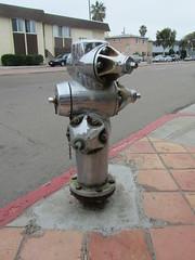 Hydrant - Spit & Polish (MR38.) Tags: hydrant fire sandiego polished missionbeach