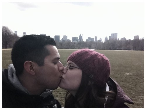 Love at Central Park