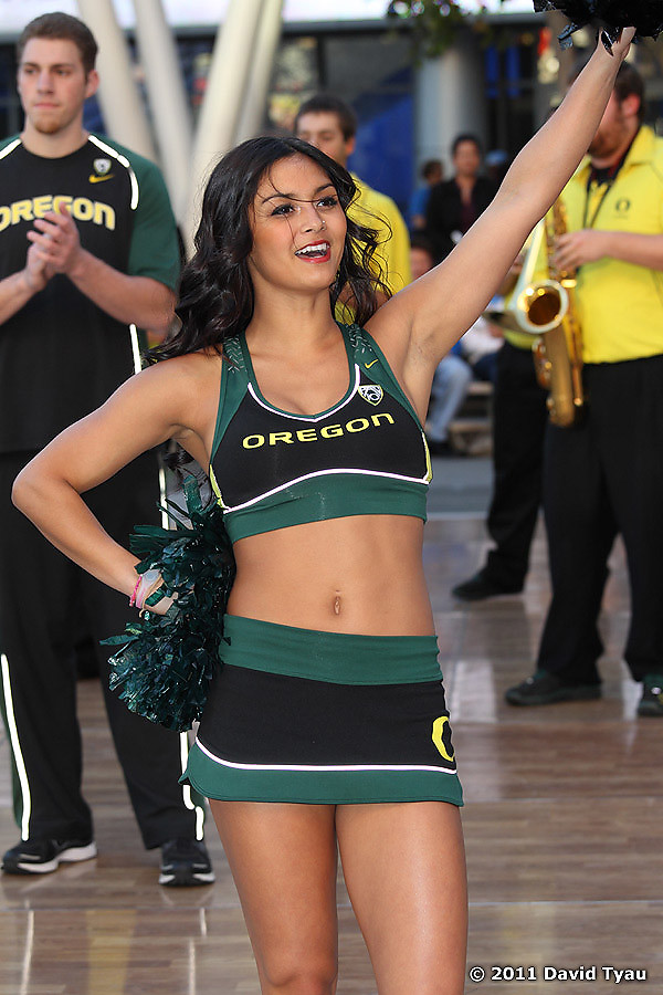 Oregon Cheer 007