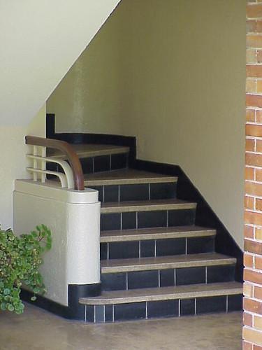 Steps, Baredna, Cape Town
