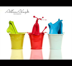 Colors Splash ( Explored ) (Ahlam Alnajdi) Tags: colors ahlam splah   alnajdi
