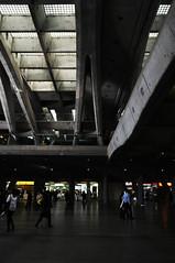 Estação do Oriente (FADB) Tags: santiago art portugal rio arquitetura architecture river arquitectura do arte expo lisboa lisbon 98 calatrava 1998 oriente tejo estação