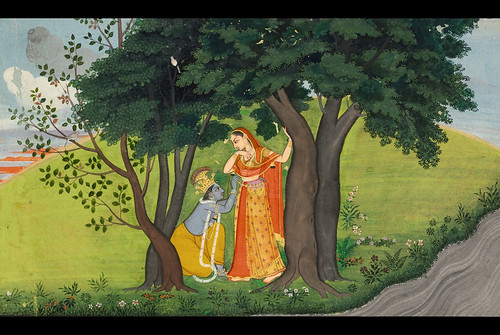 Sotheby's Announces Sale of Gita Govinda an Illustration in New York