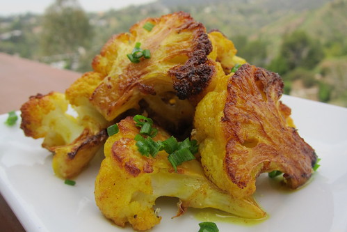 Mohawk Bend: Fire-Kissed Cauliflower