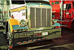 PETERBILT (NOMAD ETERNUS) Tags: tractor ford truck florida semi firetruck international chevy chrome semitruck peterbilt kenworth overtheroad louvers truckshow customtruck stakebody chromewheel wildwoodflorida petelabarbera