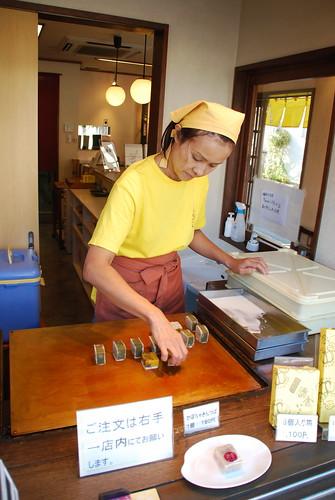 Treats in Kamakura