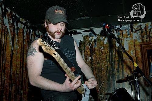 Slumlord - March 10th 2011 - Gus' Pub - 01