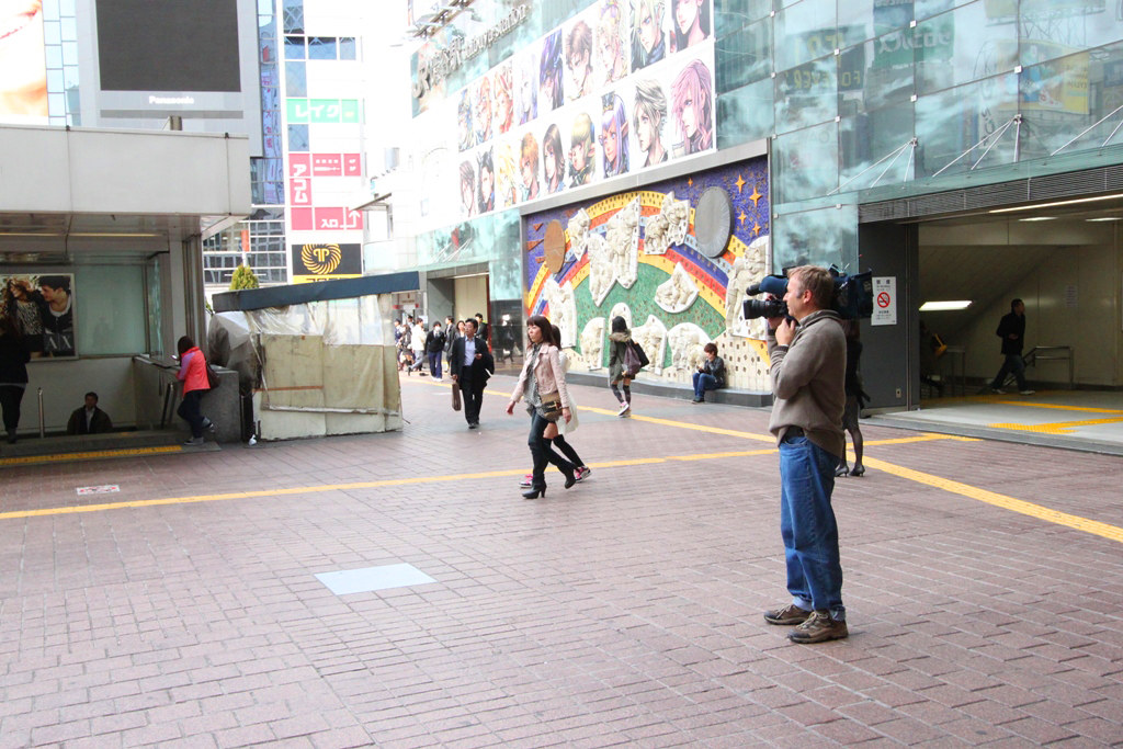 Report on Shibuya-March 11th, 2011 (15)