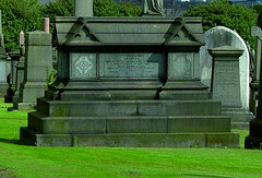 Isabella Elder Grave