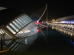Valencia - L'Hemisfric - El gora - Espaa (Been Around) Tags: espaa valencia night march vacances spain europa europe niceshot travellers eu clear espana calatrava architektur mrz santiagocalatrava spanien spania valncia 2011 lhemisfric ciudaddelasartesydelasciencias cityofartsandsciences 5photosaday ciutatdelesartsidelescincies museodelascienciasprncipefelipe concordians worldtrekker thehemispheric visipix flickrunitedaward mygearandme